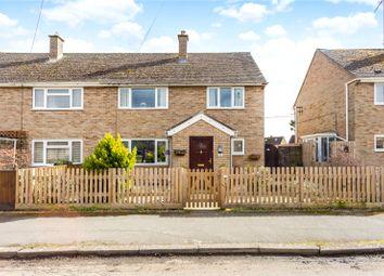 Thumbnail 3 bed semi-detached house for sale in Windmill Street, Deddington, Banbury, Oxfordshire