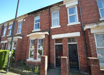 Thumbnail 4 bed property to rent in Cardigan Terrace, Heaton, Newcastle Upon Tyne