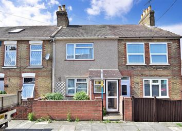 3 bed terraced house for sale in Cowper Road, Sittingbourne, Kent ME10