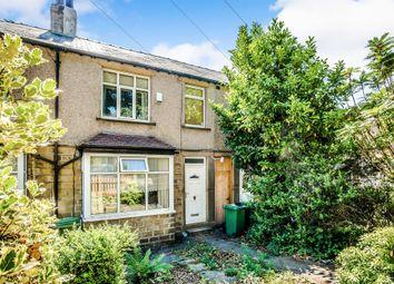 Thumbnail 3 bedroom terraced house for sale in Dalmeny Avenue, Crosland Moor, Huddersfield