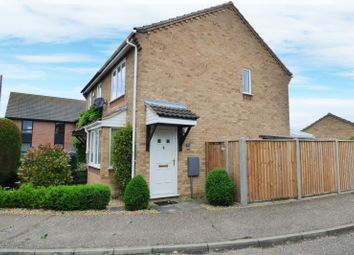 Thumbnail 2 bed property for sale in Suffield Close, Long Stratton