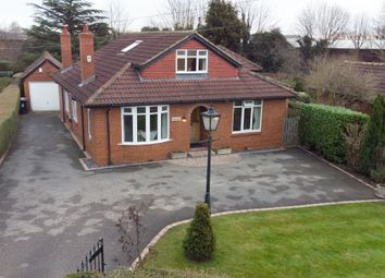 Thumbnail 5 bed detached bungalow for sale in Wetherby Road, Knaresborough