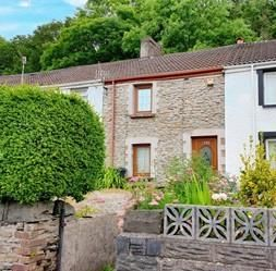 Thumbnail 2 bedroom cottage to rent in Neath Road, Briton Ferry, Neath