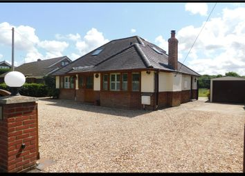 Thumbnail 3 bed detached bungalow for sale in Winsor Road, Winsor, Southampton