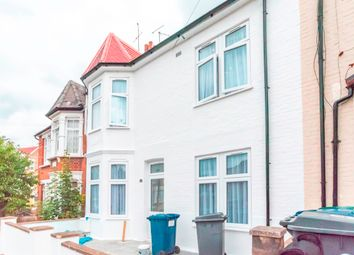 Thumbnail 3 bed flat to rent in Carlton Road, London
