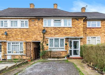Thumbnail Terraced house for sale in Dundrey Crescent, Merstham, Redhill, Surrey
