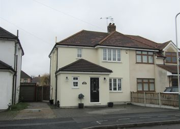 Thumbnail 3 bed property for sale in Calbourne Avenue, Hornchurch