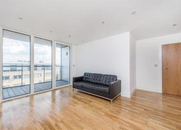 Thumbnail 2 bed flat to rent in Admirals Tower, Dowells Street, Greenwich, London