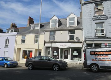 Thumbnail 4 bed terraced house for sale in Albert Road, Stoke, Plymouth