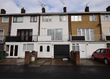 Thumbnail 4 bed town house to rent in The Gore, Basildon, Essex