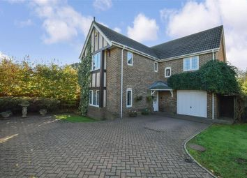 Thumbnail 4 bed detached house for sale in Haywain Close, Kingsnorth, Ashford, Kent