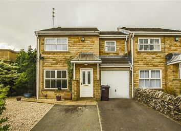 Thumbnail 3 bed semi-detached house for sale in New Taylor Fold, Briercliffe, Burnley