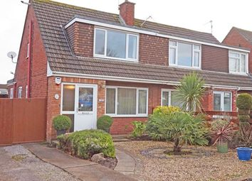 Thumbnail 3 bed semi-detached house for sale in Llanedeyrn Road, Penylan, Cardiff