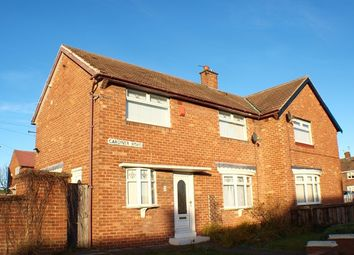 Thumbnail 3 bed terraced house to rent in Gardiner Road, Sunderland