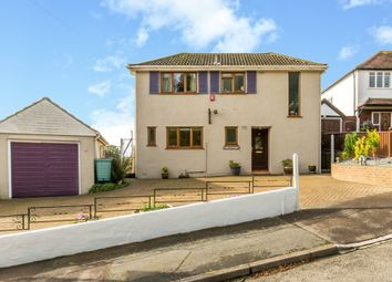 Thumbnail 3 bed detached house for sale in Ingham Road, South Croydon