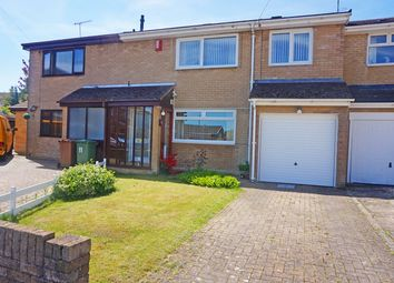 Thumbnail 3 bed terraced house for sale in Lon-Y-Llwyn, Nelson, Treharris