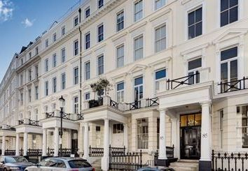 Thumbnail 2 bed flat to rent in Lexham Gardens, London