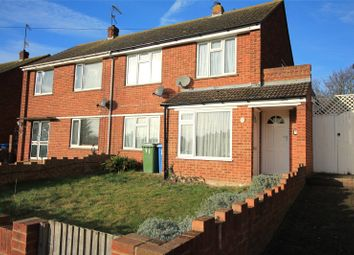 Thumbnail 3 bed semi-detached house for sale in Middletune Avenue, Sittingbourne, Kent