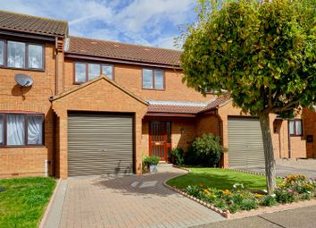 Thumbnail 3 bed terraced house for sale in Swift Close, St. Neots, Cambridgeshire