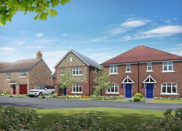 Thumbnail 4 bed semi-detached house for sale in Devonshire Lane, Barnham, West Sussex