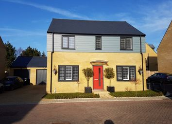 Thumbnail 4 bed detached house for sale in Elvedon Close, Ipswich
