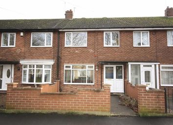 Thumbnail 3 bed terraced house to rent in Wymersley Road, Hull