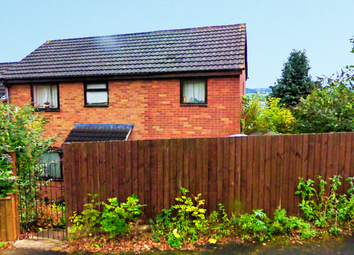 Thumbnail 5 bed terraced house for sale in Kerrison Drive, Welshpool, Powys
