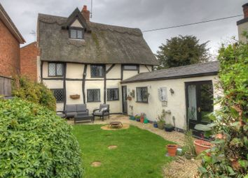 Thumbnail 4 bed cottage for sale in Brook Street, Walcote, Lutterworth