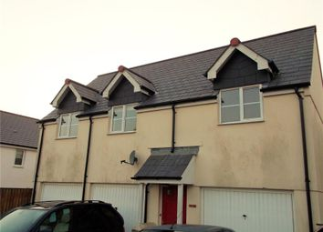 Thumbnail 2 bed flat for sale in Tregoning Drive, St. Austell