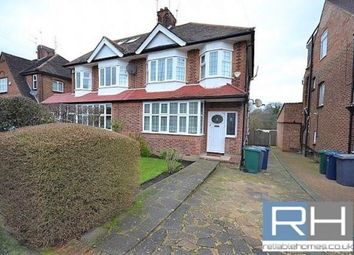 Thumbnail 3 bed semi-detached house to rent in Chanctonbury Way, London