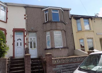 Thumbnail 3 bed terraced house for sale in Bryngwyn Road, Six Bells, Abertillery. 2Pd.