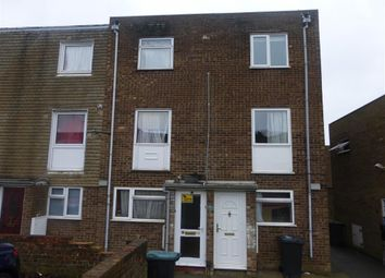 Thumbnail 2 bed maisonette for sale in Copenhagen Close, Luton