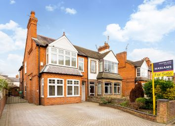 Thumbnail 4 bed semi-detached house for sale in Whiteknights Road, Reading