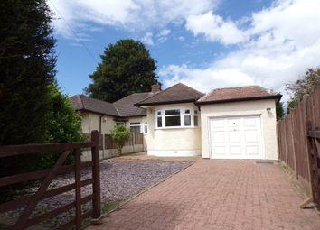 Thumbnail 2 bed semi-detached bungalow for sale in Fulford Grove, Sheldon, Birmingham