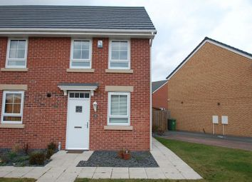 Thumbnail 2 bedroom terraced house for sale in Atlantic Crescent, Thornaby, Stockton-On-Tees