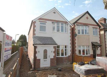 Thumbnail 3 bed detached house to rent in Teign Bank Road, Hinckley