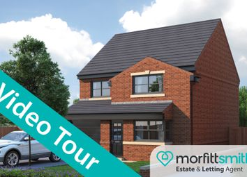 Thumbnail 4 bed detached house for sale in Wortley Road, High Green, - Viewing Essential