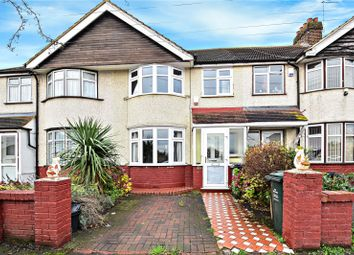 Thumbnail 3 bed terraced house for sale in Brent Close, Stone, Dartford, Kent