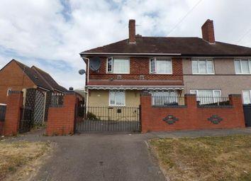 Thumbnail 4 bed semi-detached house for sale in Garretts Green Lane, Garretts Green, Birmingham