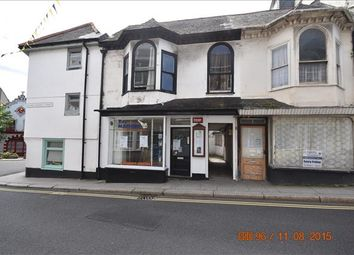 Thumbnail Retail premises for sale in 3 Higher Market Street, Penryn, Cornwall
