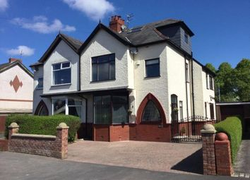 Thumbnail 4 bed semi-detached house for sale in St. Andrews Avenue, Ashton-On-Ribble, Preston
