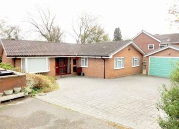 Thumbnail 4 bed bungalow to rent in Ormes Lane, Wolverhampton
