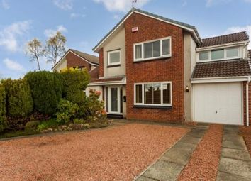 Thumbnail 4 bed detached house for sale in Netherhouse Avenue, Lenzie, Glasgow