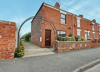 Thumbnail 3 bed terraced house for sale in School Lane, New Holland, Barrow-Upon-Humber