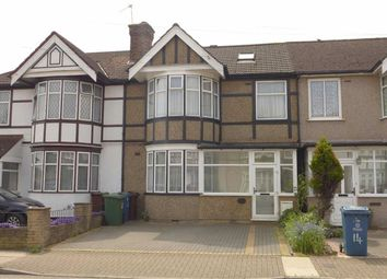 Thumbnail 4 bed terraced house for sale in Prestwood Avenue, Harrow, Middlesex