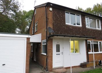 Thumbnail 2 bed maisonette for sale in Atherstone Close, Shirley, Solihull