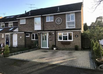 Thumbnail 3 bed semi-detached house for sale in Heatherside, Surrey