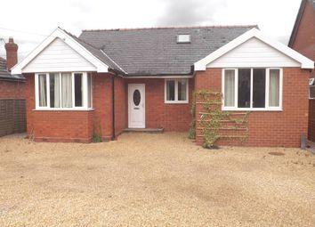 Thumbnail 4 bed bungalow for sale in Wharton Bridge, Wharton Road, Winsford