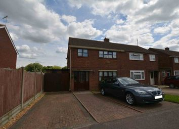 Thumbnail 3 bedroom semi-detached house to rent in Avon Grove, Bletchley, Milton Keynes
