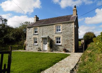 Thumbnail 2 bed detached house for sale in Bowls Road, Blaenporth, Cardigan
